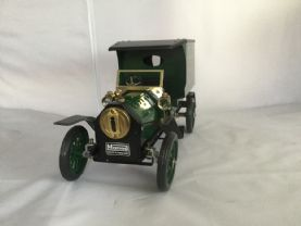 Unfired Mamod DV Delivery Van In Green